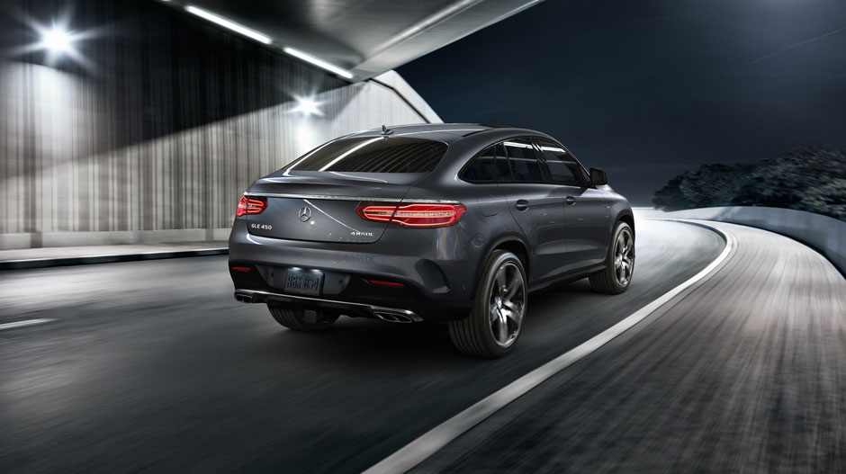 Mercedes benz gle 450 amg coupe launched at rs 86 4 lakh for Mercedes benz gle 450