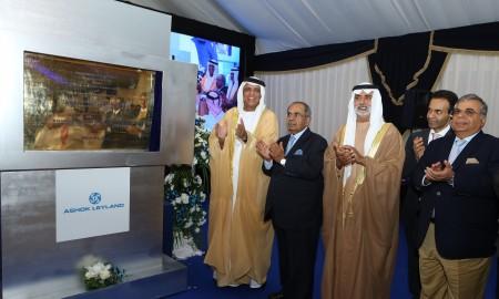 Ashok Leyland capacity expansion in RAK, UAE