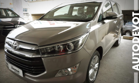 Toyota Innova Crysta Review Autodevot