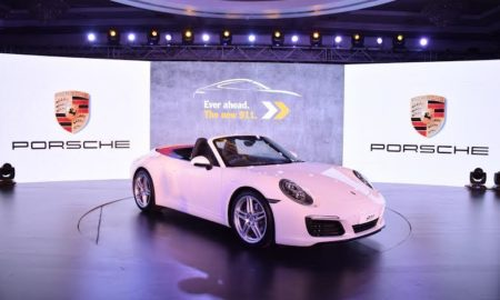 2017 Porsche 911 Range India launch