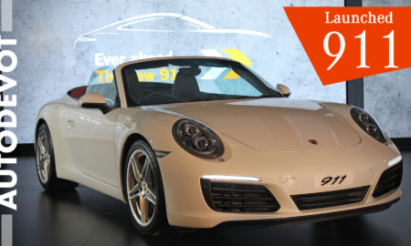 2017 Porsche 911 launched in Bengaluru
