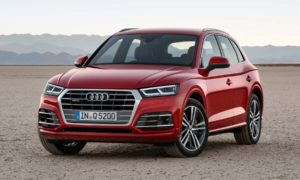 2017-Second-Generation-Audi-Q5