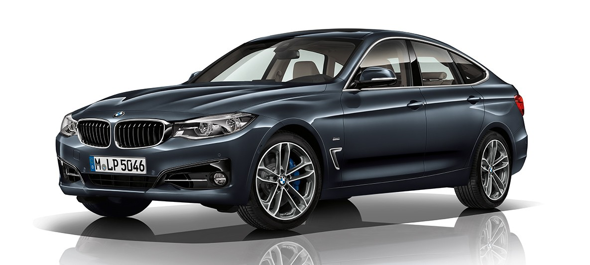 2016 bmw 3 series gt launched at rs lakh autodevot. Black Bedroom Furniture Sets. Home Design Ideas