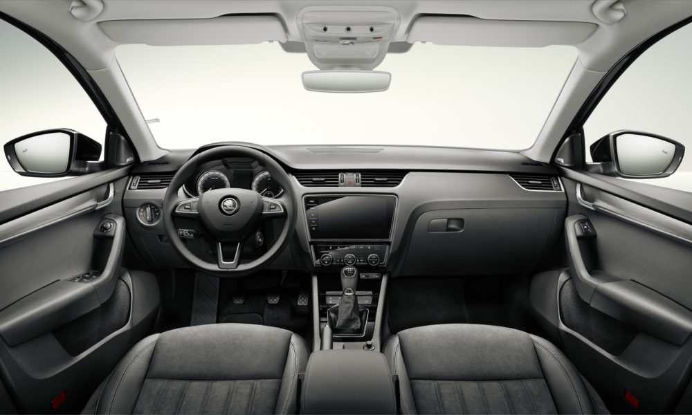 2017 Skoda Octavia Interiors Revealed Autodevot