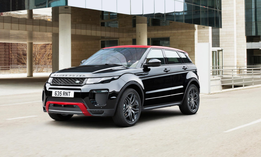2017 range rover evoque launched at rs lakh autodevot. Black Bedroom Furniture Sets. Home Design Ideas