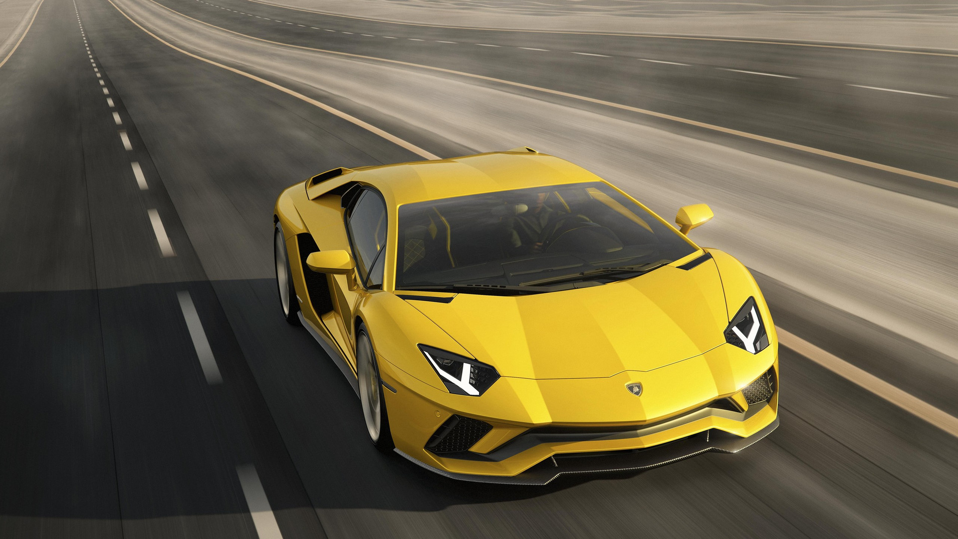 lamborghini aventador s with rear wheel steering revealed - autodevot