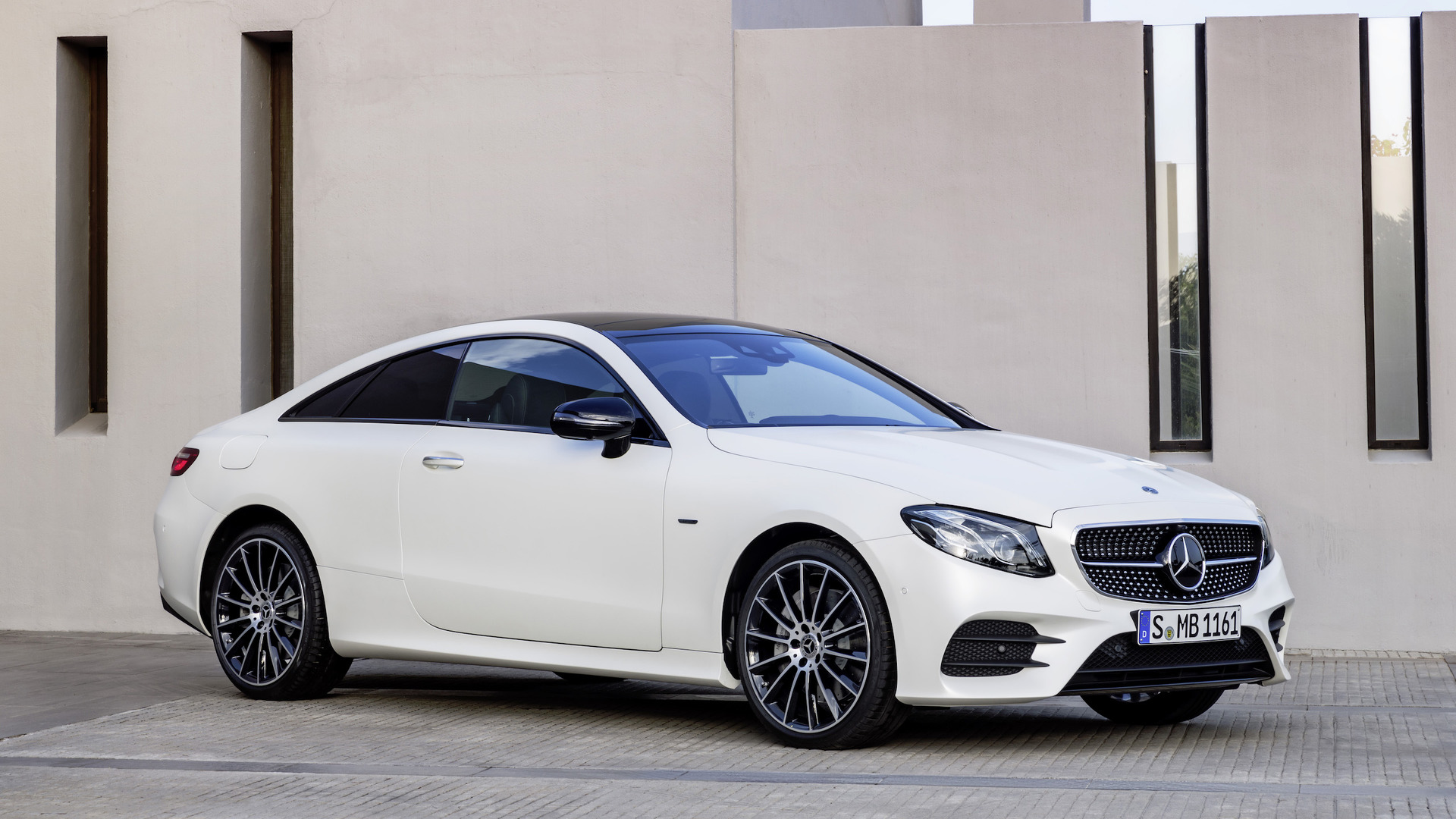 Mercedes Benz E Class Coupe Deliveries To Begin March 2017