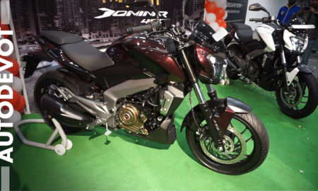 bajaj-dominar-400-video