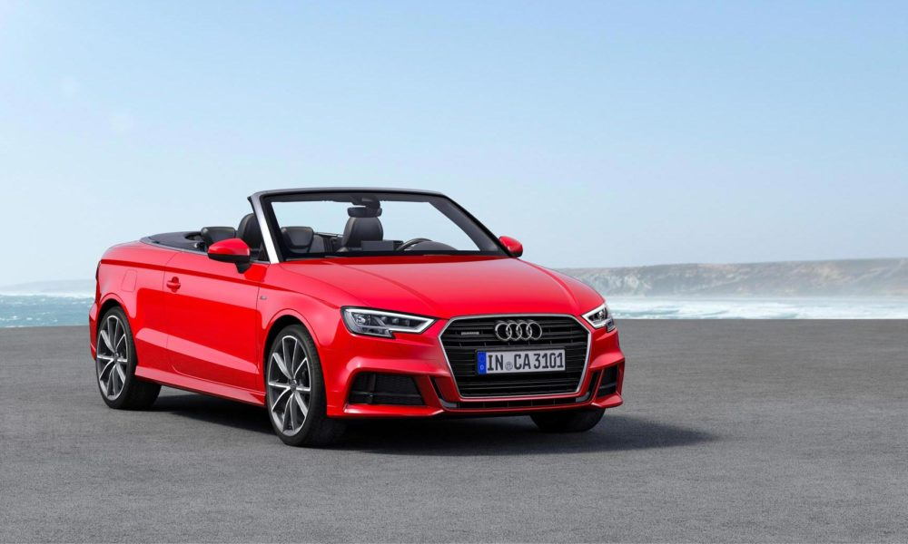 2017 audi a3 cabriolet launched at rs lakh autodevot. Black Bedroom Furniture Sets. Home Design Ideas