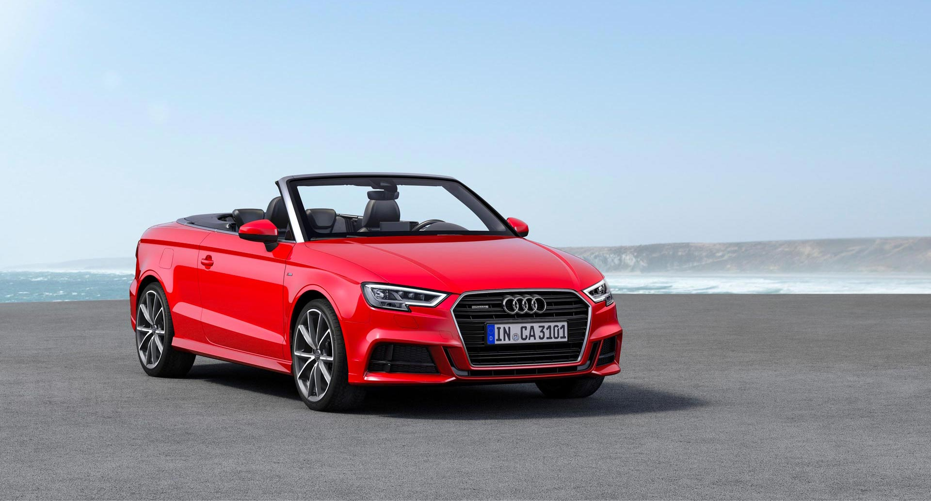 2017 Audi A3 Cabriolet Launched At Rs 47 98 Lakh