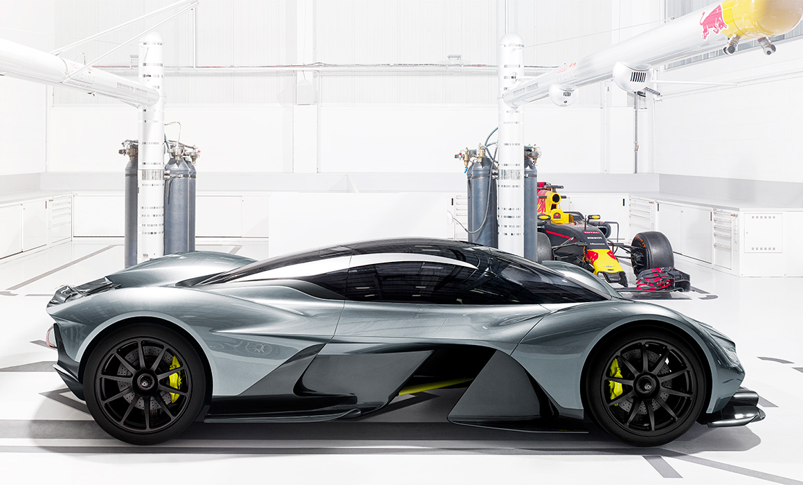 Aston Martin Am Rb 001 Valkyrie Will Feature A 6 5l N A V12 Autodevot