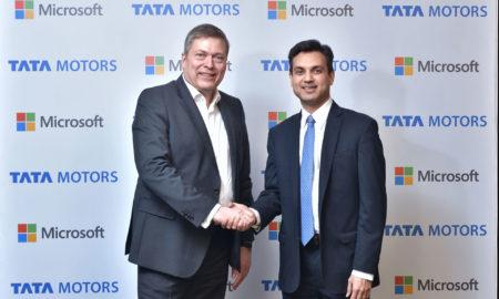 Microsoft-Tata-Motors