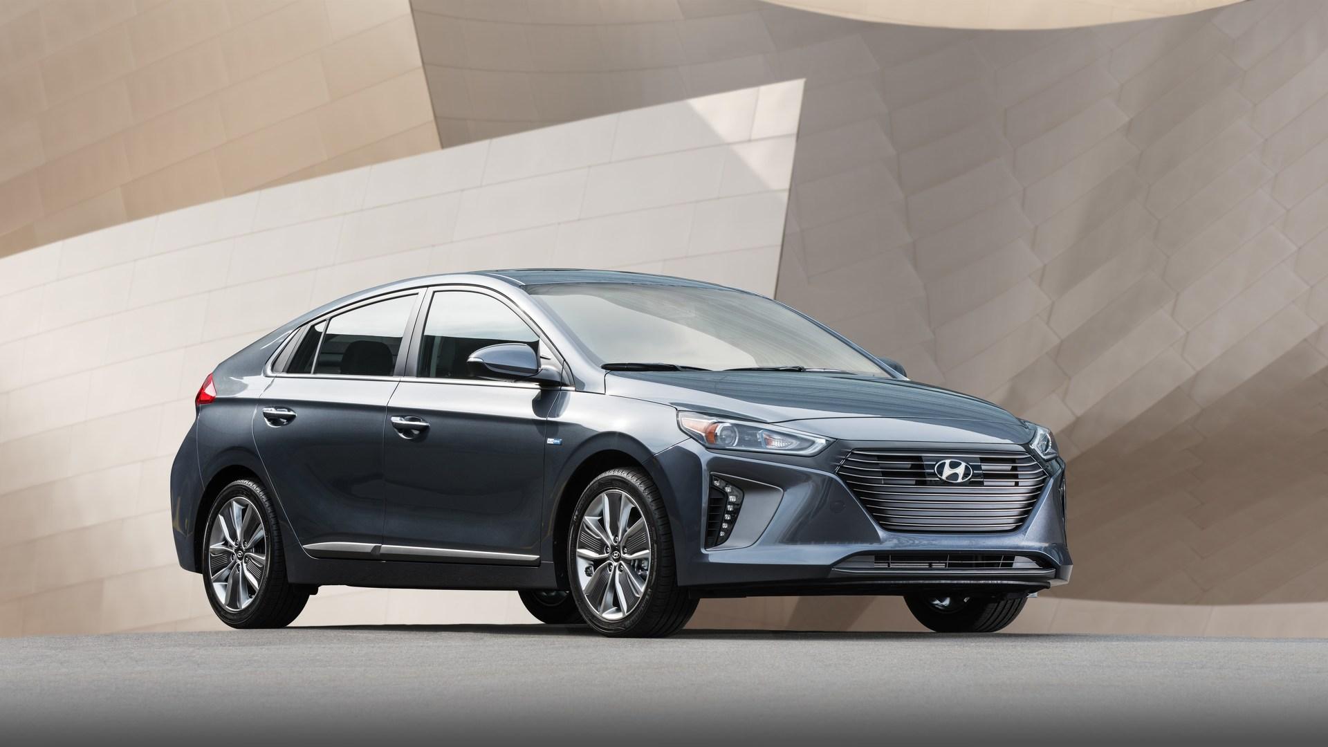 Hyundai Ioniq Hybrid To Be Launched At Auto Expo 2018 Autodevot Wiring Diagram Santro India 2017 Hev