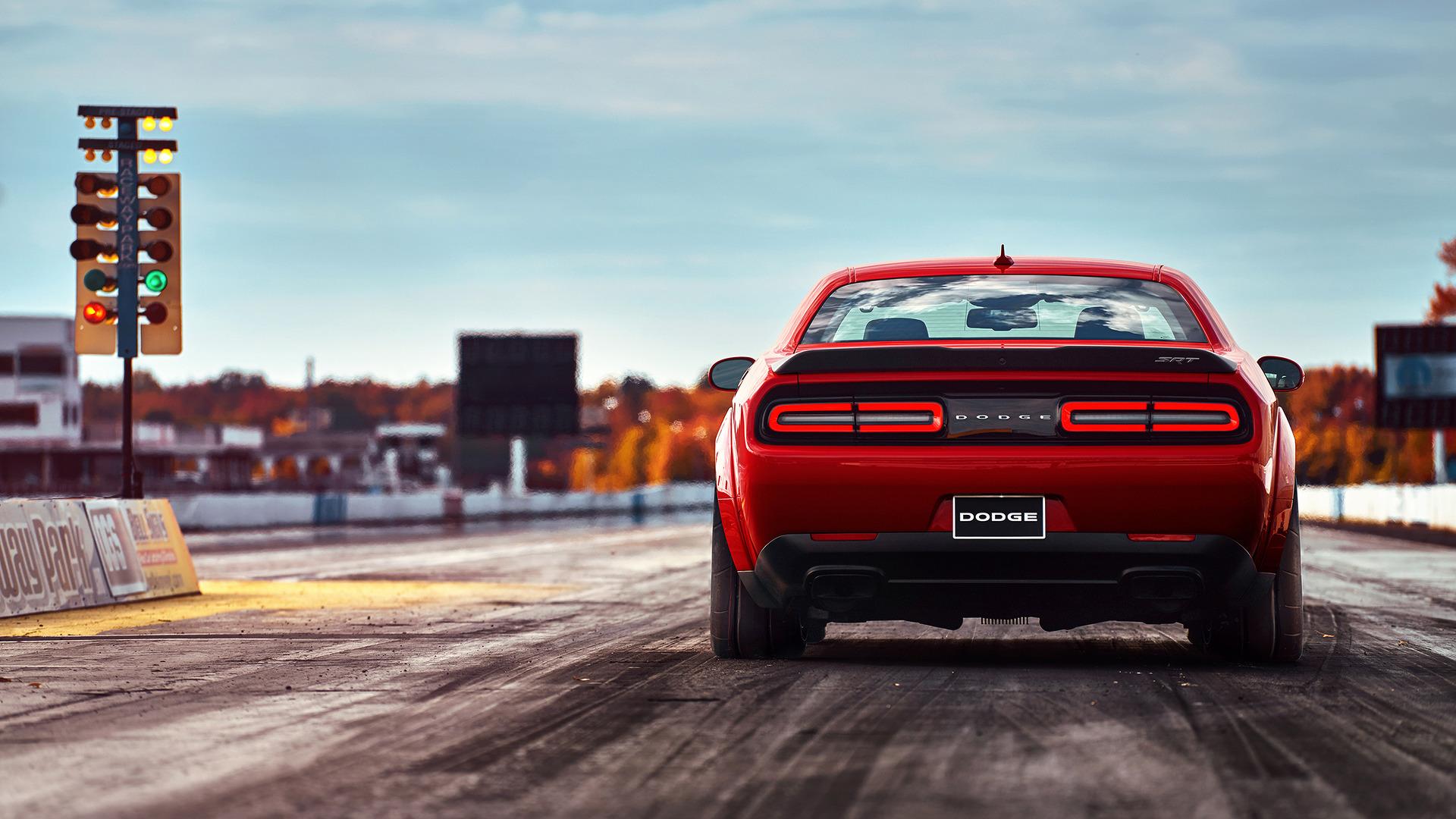 Dodge Challenger Srt Demon Holds Guinness Record For