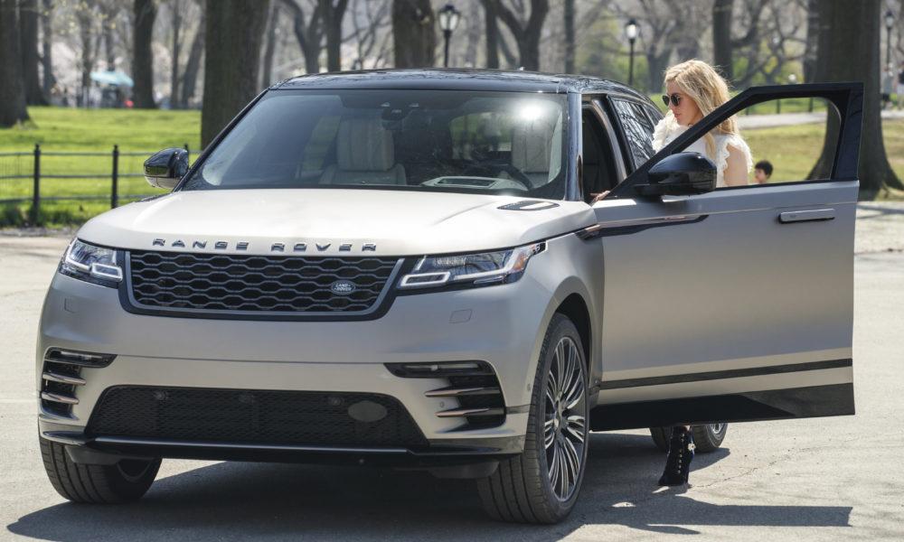 Range Rover Velar Debuts In Us With Ellie Goulding Autodevot
