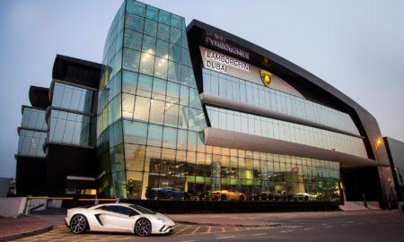 Lamborghini-Showroom-Dubai