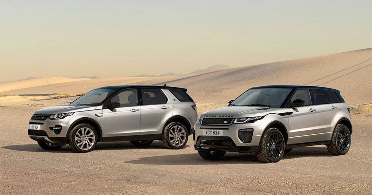 discovery sport and range rover evoque prices slashed autodevot. Black Bedroom Furniture Sets. Home Design Ideas