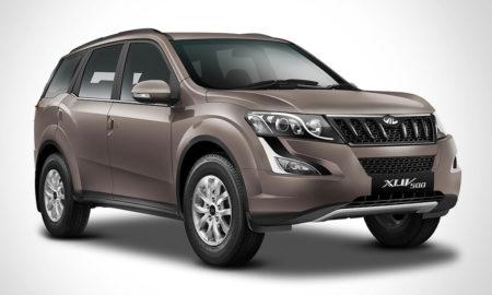 Mahindra-XUV500-lakeside-brown