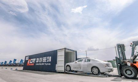 First_China_built_Volvo_S90_sedans_arrive_in_Europe_via_rail-2