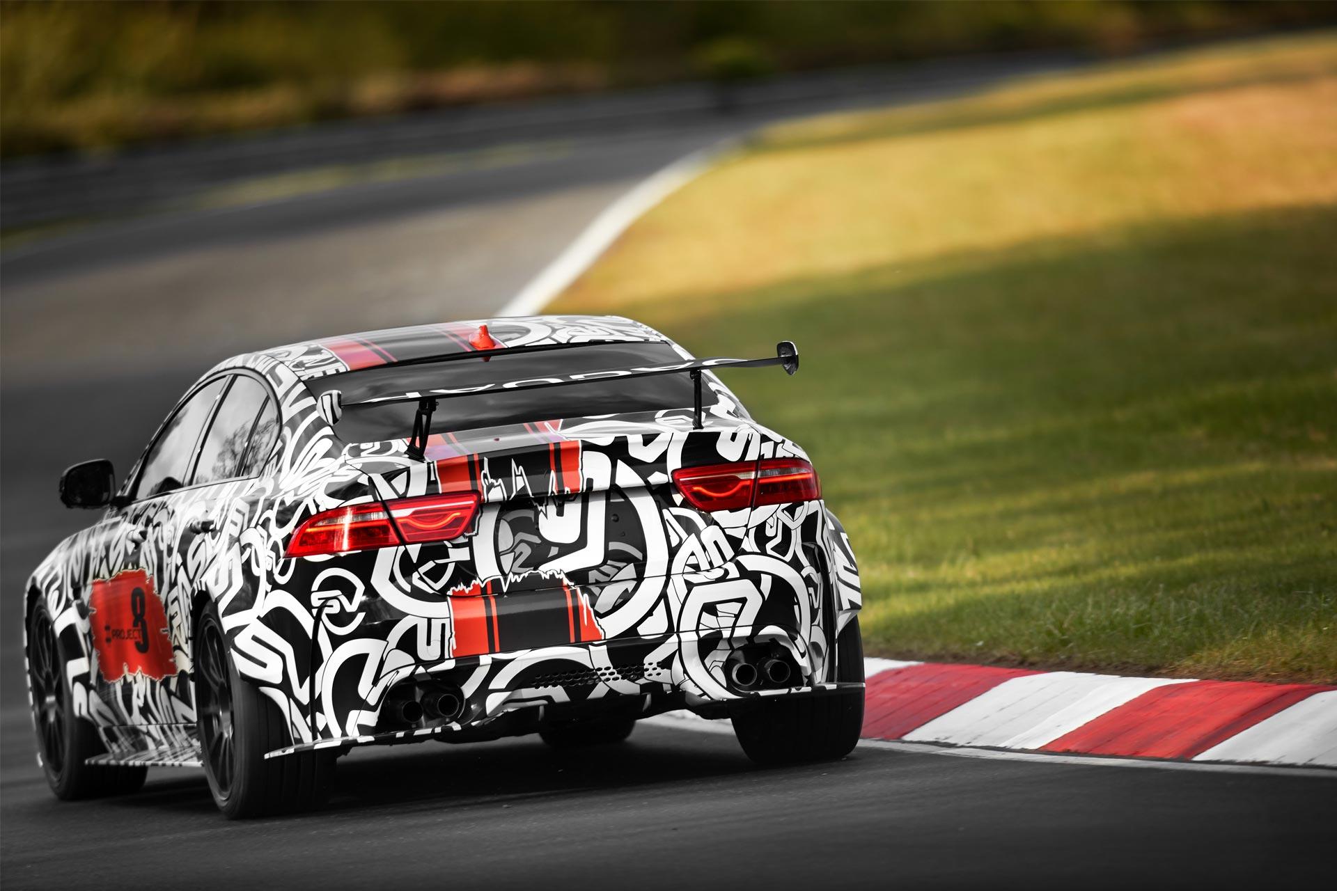 Jaguar XE SV Project 8 to be the most extreme jaguar ever - Autodevot