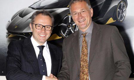 Lamborghini collaboration with Houston Methodist Research Institute