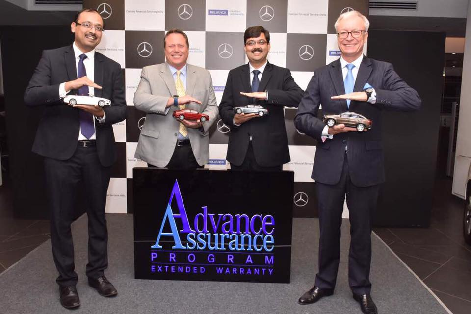 Mercedes-Benz Advanced Assurance Program