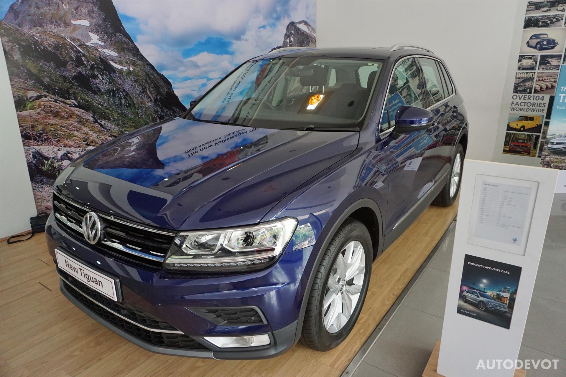 Volkswagen-Tiguan-India