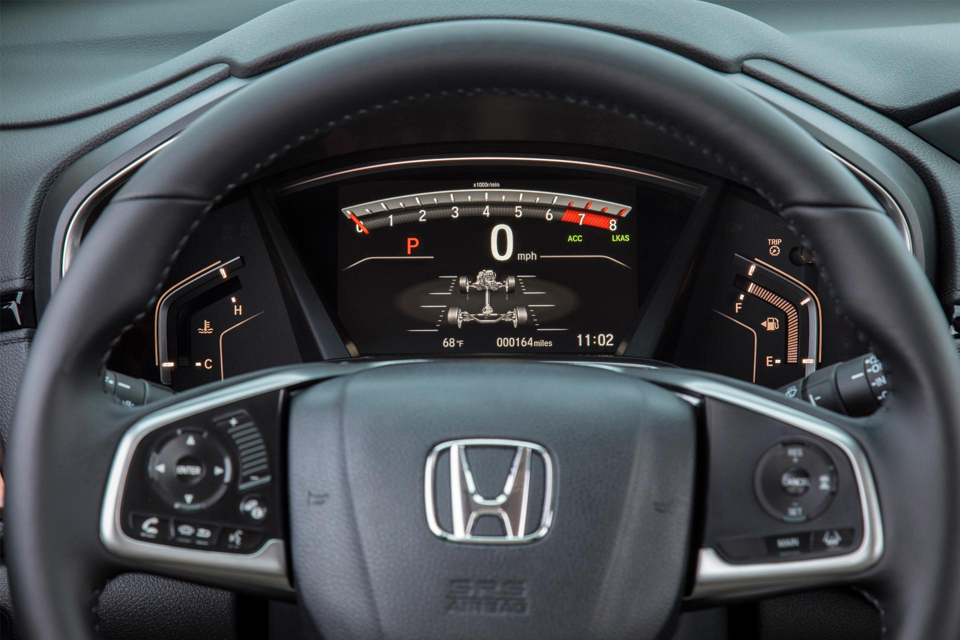 Crv 2017 Interior >> 2017 Honda Cr V Previewed In Malaysia With 1 5 Vtec Turbo Autodevot
