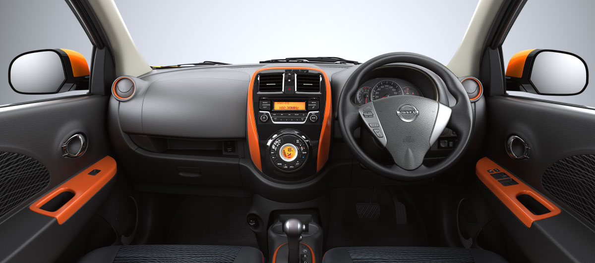 2017 nissan micra launched at rs lakh autodevot. Black Bedroom Furniture Sets. Home Design Ideas