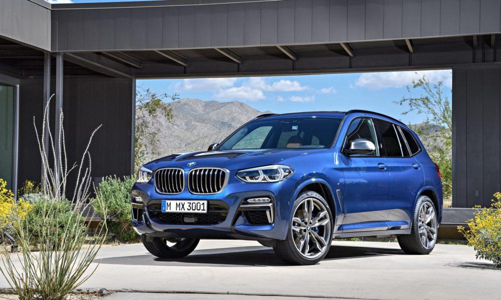 2018-BMW-X3