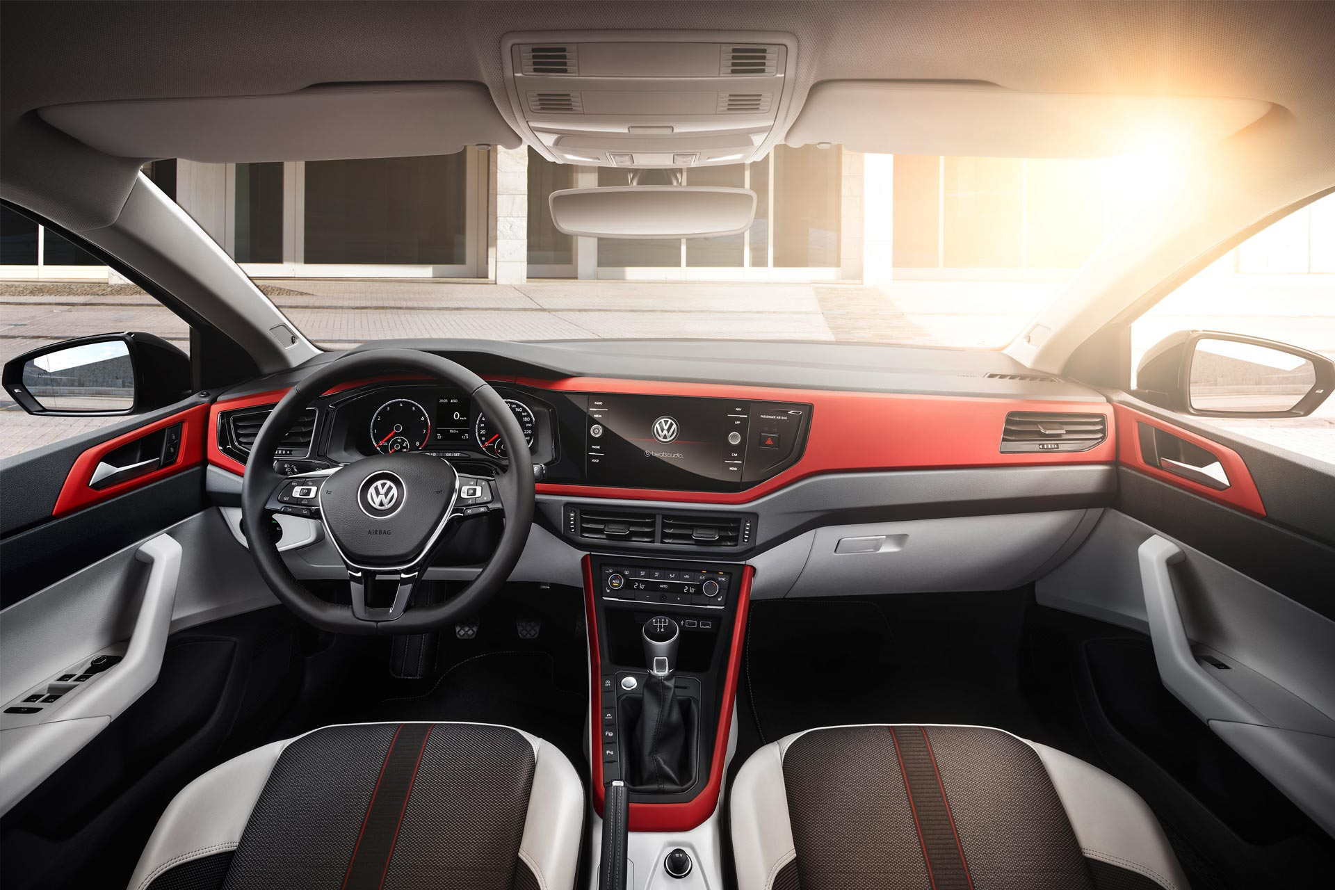 6th-gen-Volkswagen-polo-beats-interior