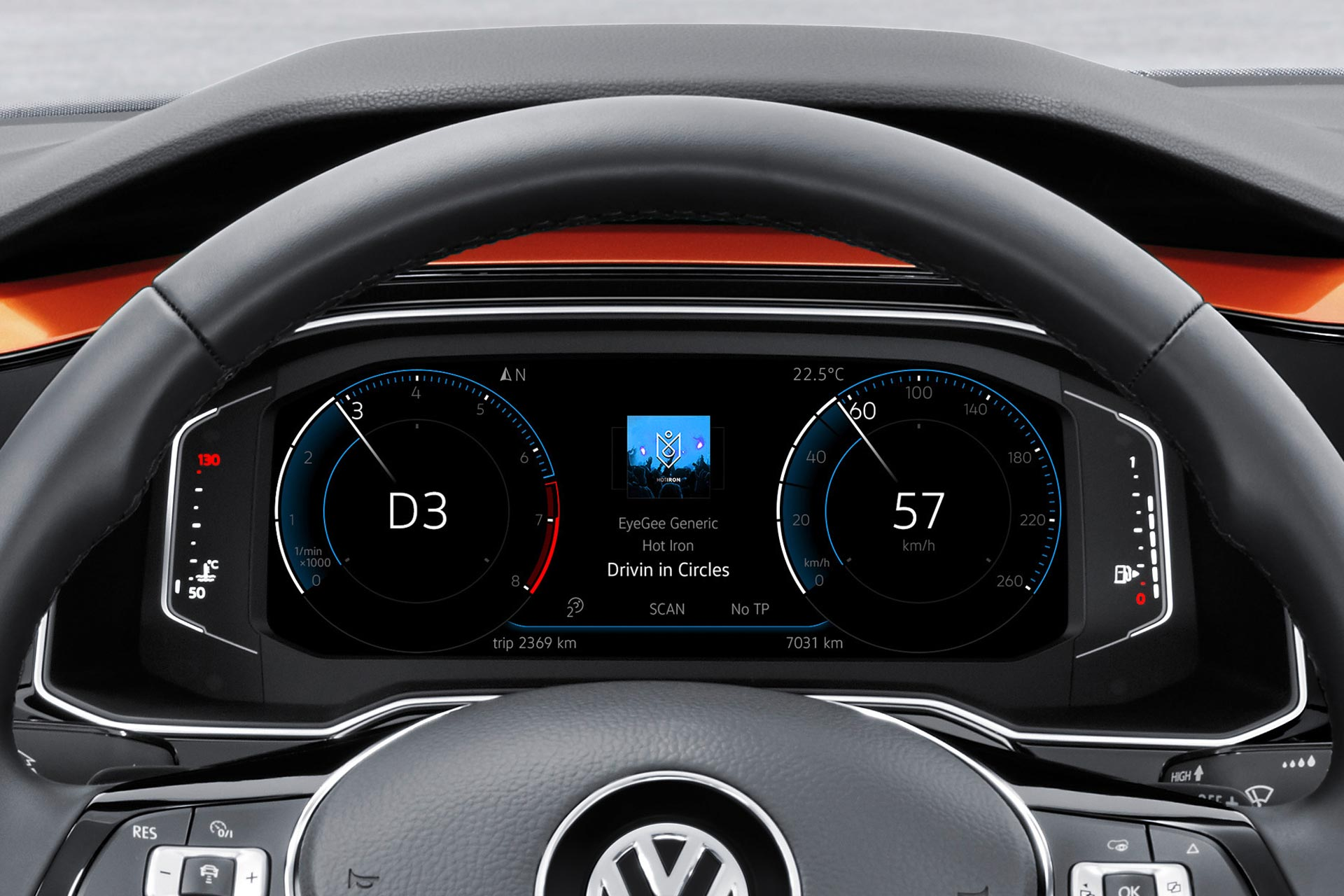 6th-gen-Volkswagen-polo-interior-6