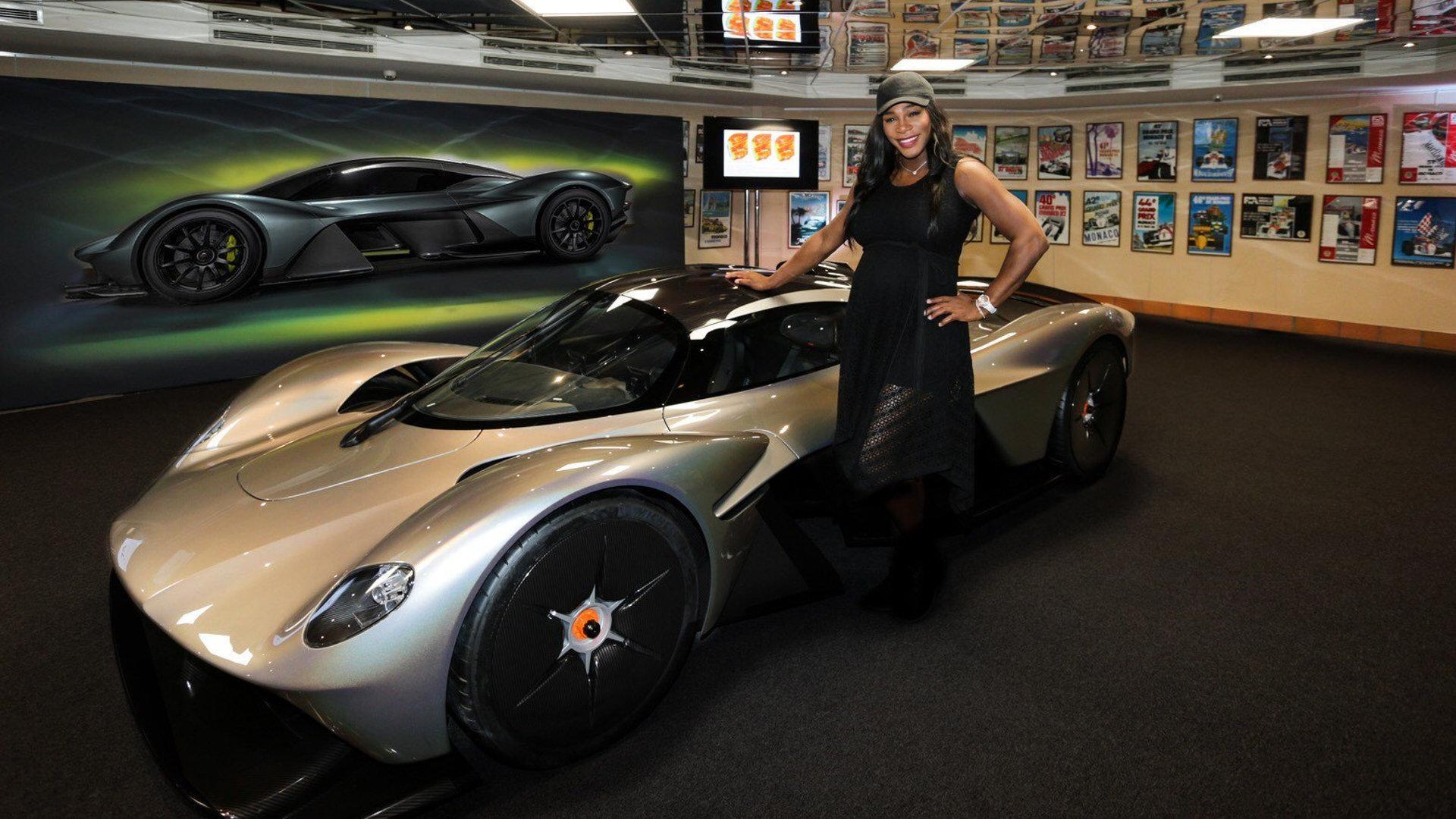 Aston Martin Valkyrie S Near Production Look Autodevot