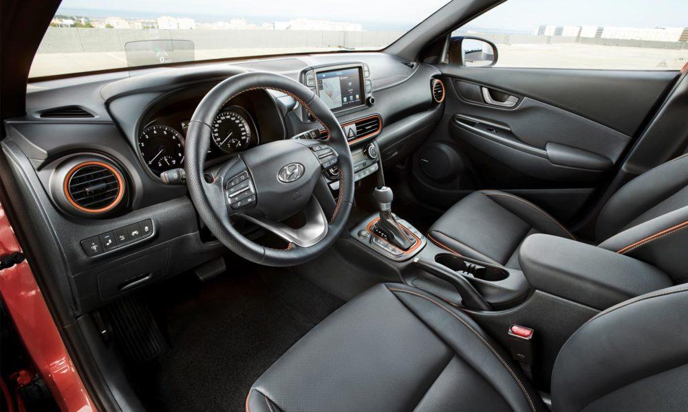 Hyundai-Kona-interior