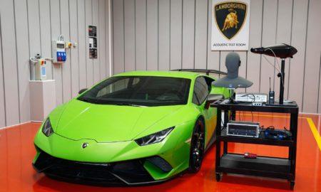 Lamborghini-Acoustic-Test-Room