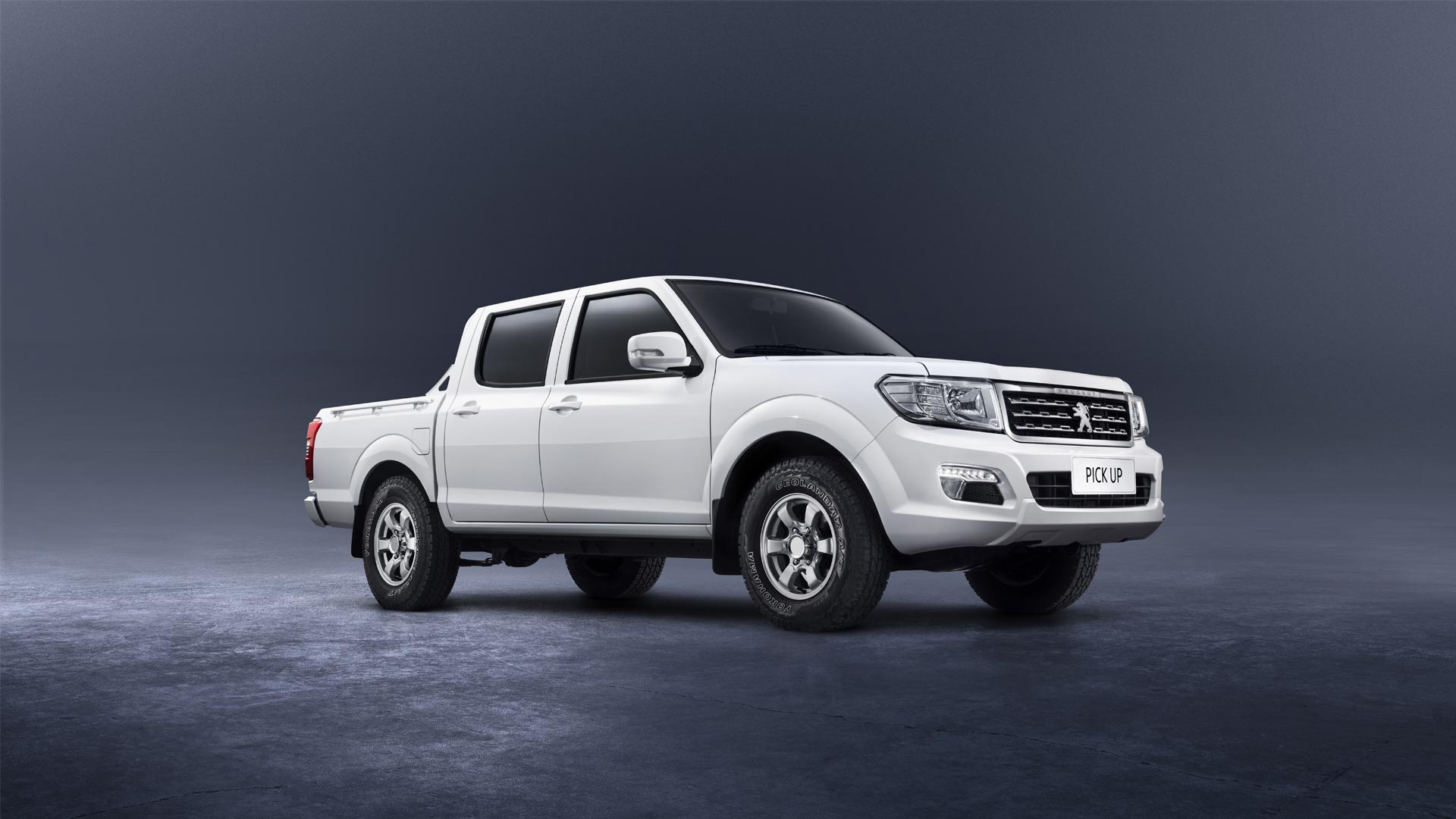 Peugeot-Pick-Up
