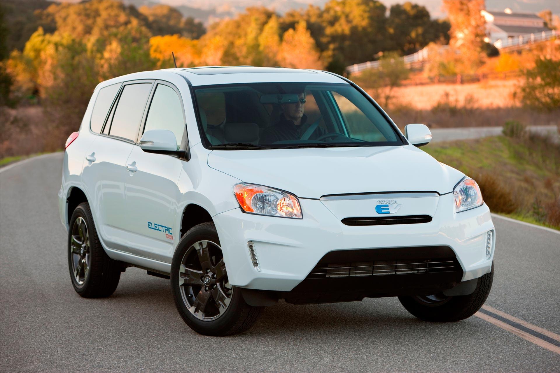 Toyota-RAV4-EV-Second-Generation