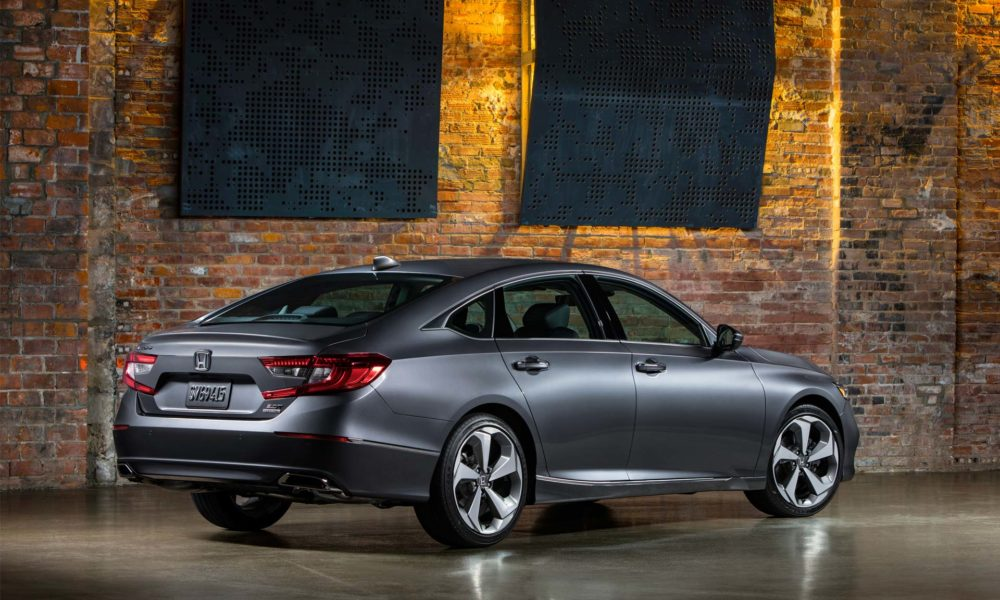 10th generation Honda Accord debuts with 10-Speed Automatic ...