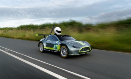 Aston-Martin-Vantage GTE-Soapbox-Car