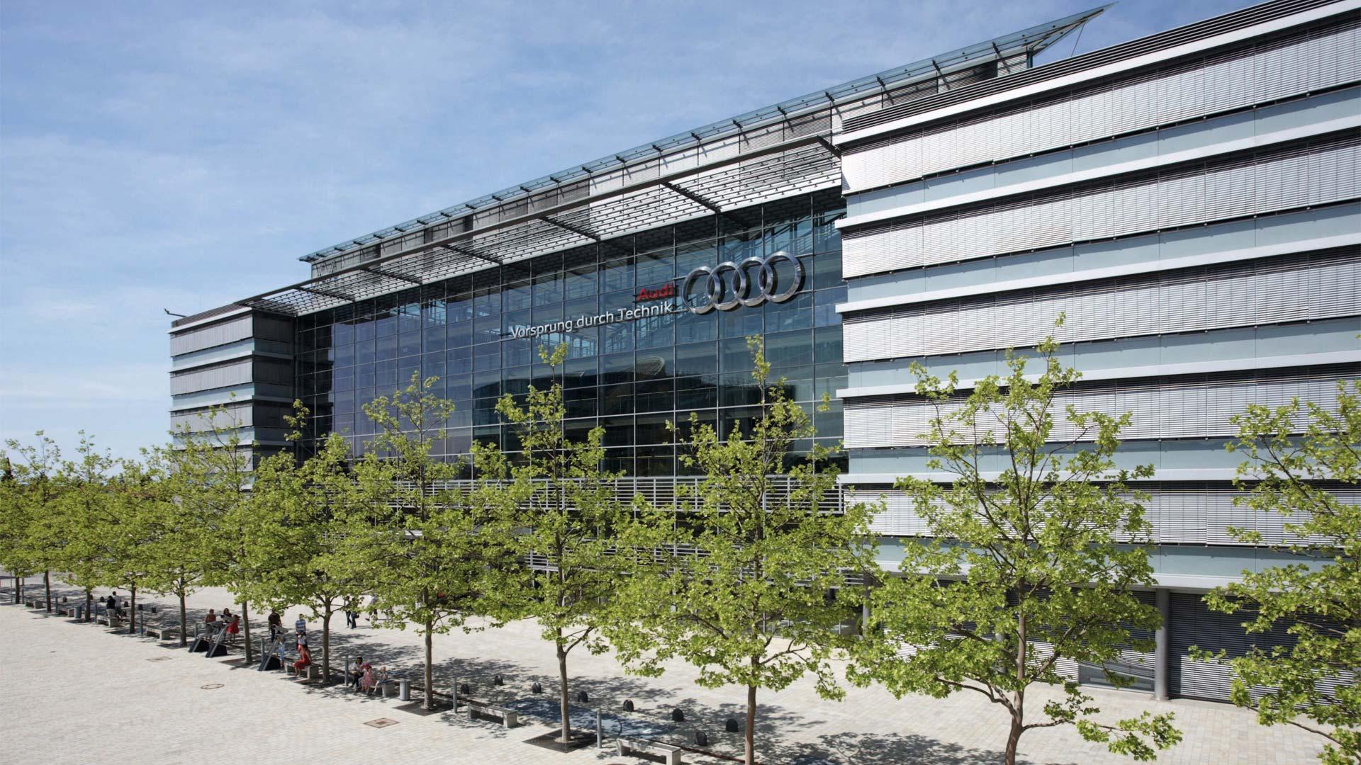 Audi-Forum-Ingolstadt
