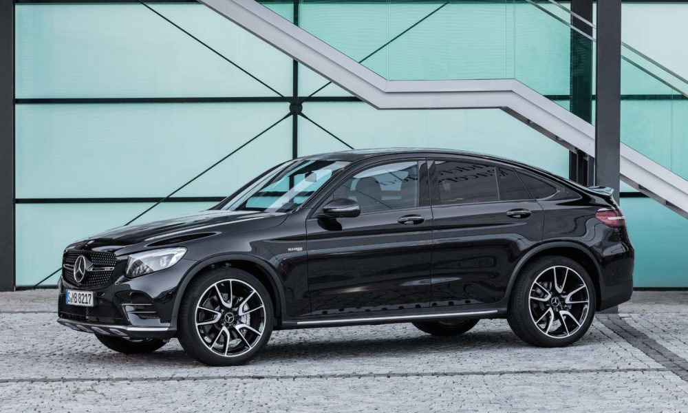 mercedes amg glc 43 4matic coupe launched at rs lakh autodevot. Black Bedroom Furniture Sets. Home Design Ideas