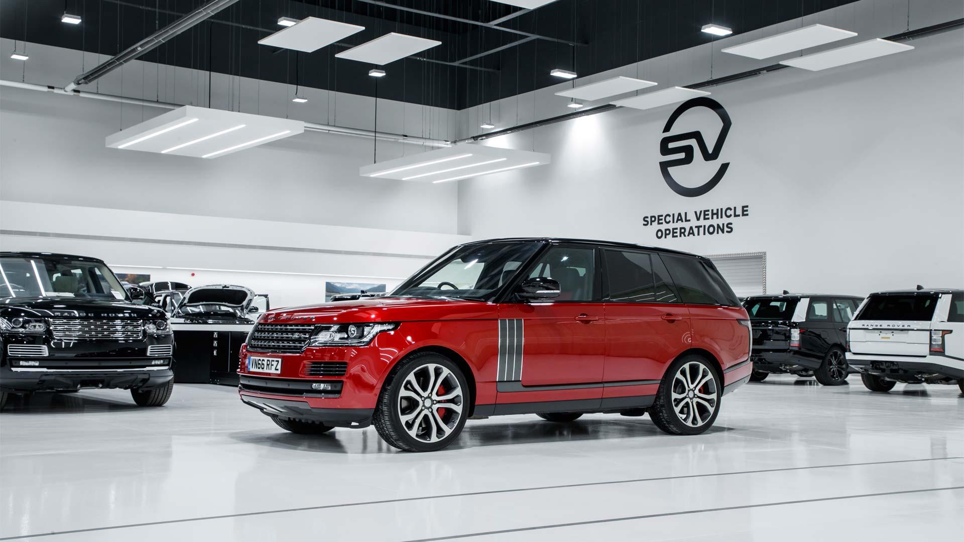 2018 Range Rover SV Autobiography Dynamic >> Range Rover Svautobiography Dynamic Launched At Rs 2 79