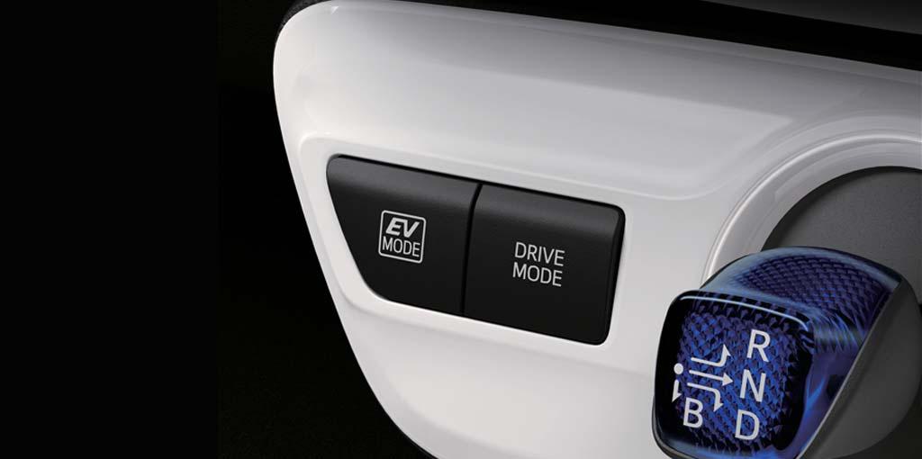 Toyota-Prius-Hybrid-EV-mode