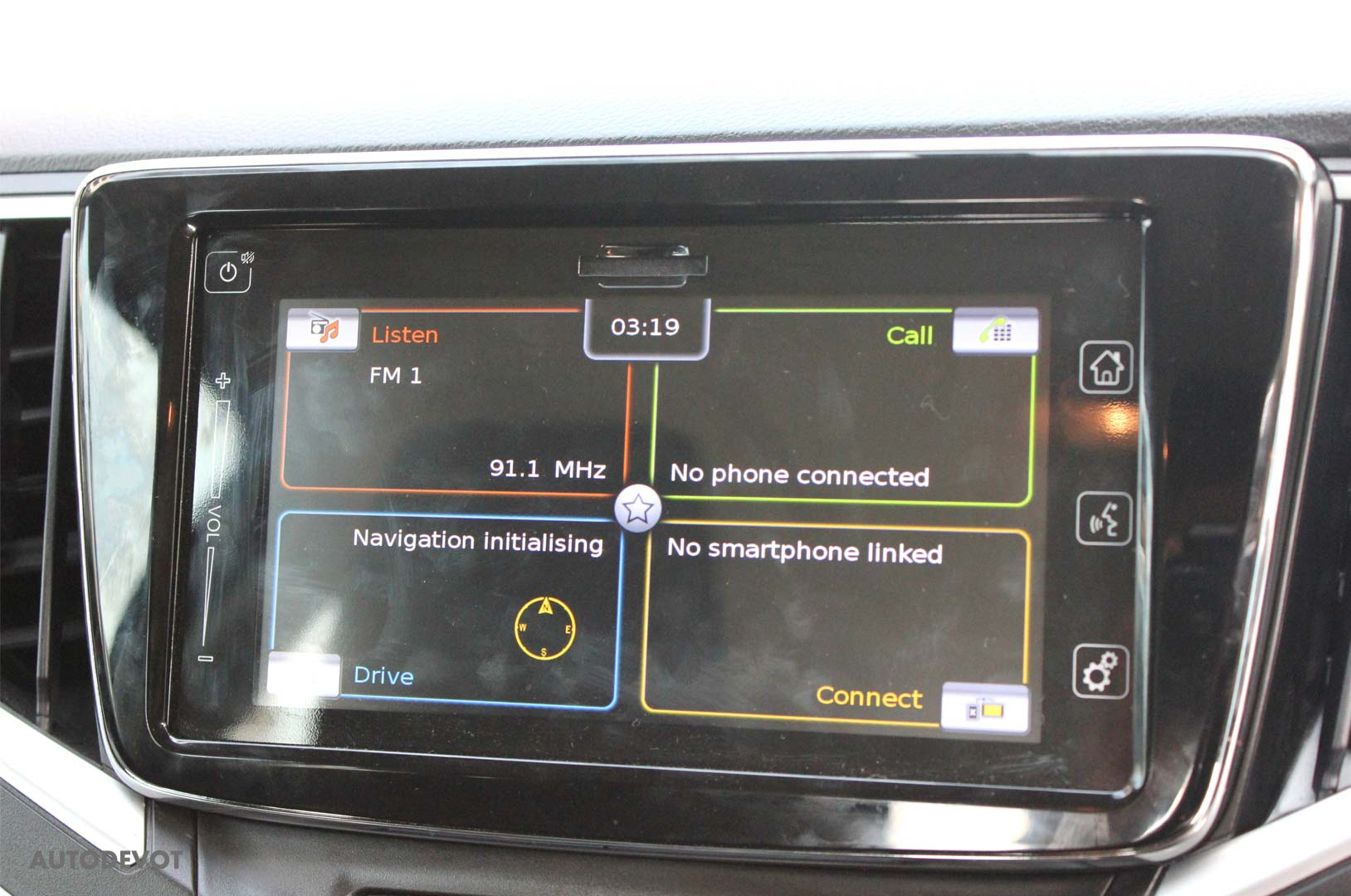 how to get android auto on mylink