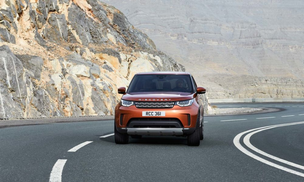 2017 Land Rover Discovery starts at Rs 68.05 lakh - Autodevot