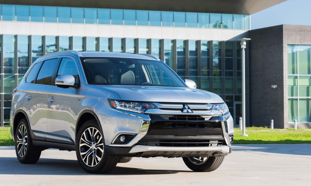 Mitsubishi Outlander listed on India website, launch soon - Autodevot