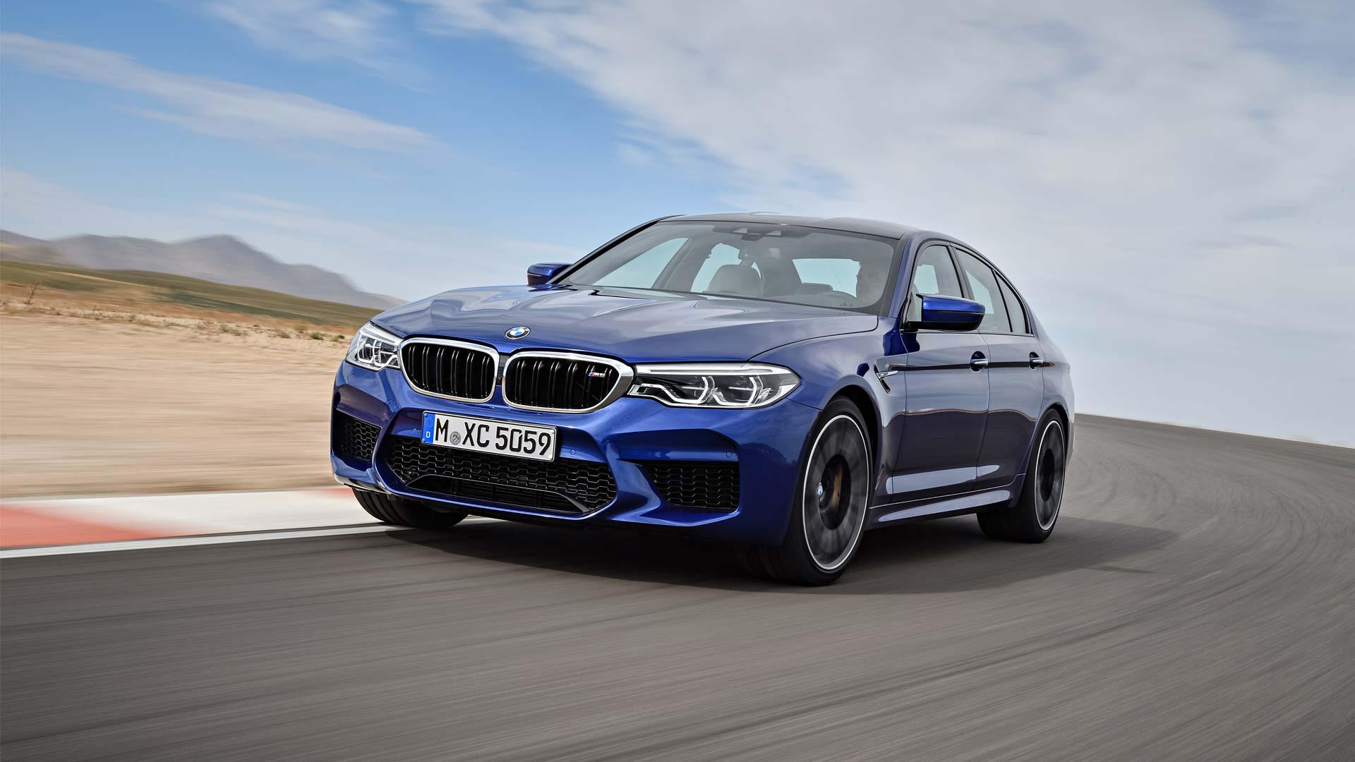 2018-BMW-M5