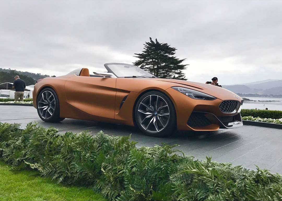 2018-BMW-Z4-Concept-Pebble-Beach