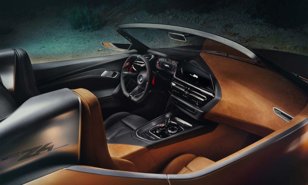 2018-BMW-Z4-Concept-interior