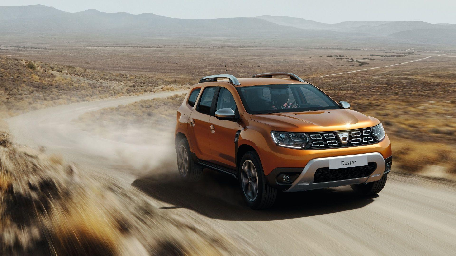 2018 dacia duster renault duster revealed autodevot. Black Bedroom Furniture Sets. Home Design Ideas